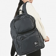 COMMA GRAM DAYPACK / D.GRAY