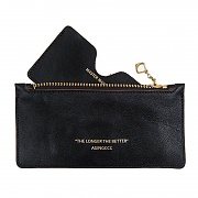 265# STANDARD CARD POUCH-BLACK
