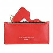 267# STANDARD CARD POUCH-RED