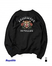 RLCN119 TIGER ROSE SWEAT SHIRT - 2 COLROS