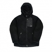RLPA103 HEAVY FLEECE HOOD ZIP UP - 2 COLORS