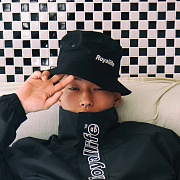ROYALLIFE LOGO BUCKET HAT - 4 COLORS
