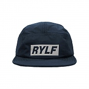 RLBC106 3M REFLECTIVE BOX LOGO CAMP CAP - 3 COLORS