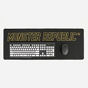 WIDE MOUSE MAT / YELLOW