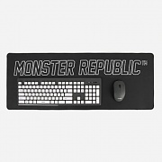 WIDE MOUSE MAT / WHITE