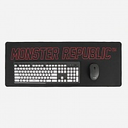 WIDE MOUSE MAT / RED