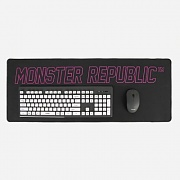WIDE MOUSE MAT / PINK