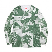 Michelangelo L/S Top-Green