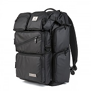 DIMENSION REWIND BACKPACK / MATT BLACK