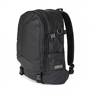 SHIZZLE LAPTOP BACKPACK / MATT BLACK