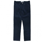 11'S CORDUROY BASIC FATIGUE PANTS-NAVY
