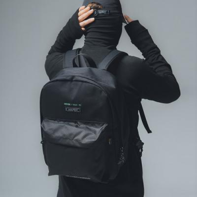 IMXHB TECH PACK-1 - BLACK