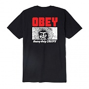 (163081689)HEAVY DUTY CREEPS TEE-BLK