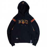 MMD BAND HOODIE_NAVY