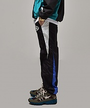 LOGO TRACK SUIT PANTS_BLACK