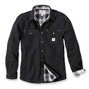 (100590)M WEATHERED CANVAS SHIRT JAC