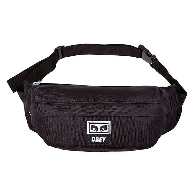 (100010093)DROP OUT SLING PACK-BLK