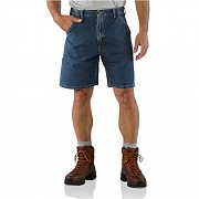 (B28) M LIGHTWEIGHT DENIM WORK SHORT-DST