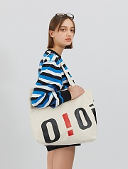 O!Oi BIG LOGO ECO BAG