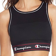 WOMENS LIFE FASHION BRA-BLACK