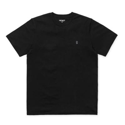 (I024808) PRIOR T-SHIRT-BLK