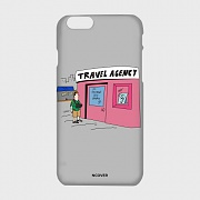 TRAVEL AGENCY-GRAY