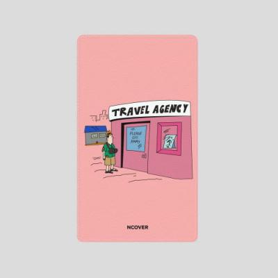 TRAVEL AGENCY-PINK(BATTERY)