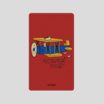 DUCK AIRPLANE-RED(BATTERY)