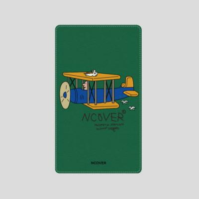 DUCK AIRPLANE-GREEN(BATTERY)