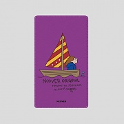 SAILING BOAT-PURPLE(BATTERY)