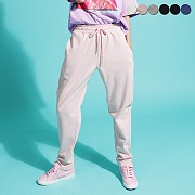 Mini Slit Sweat Pants (6color)(unisex)