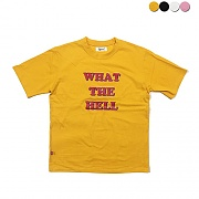 What the hell T-shirt (4color)(unisex)