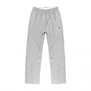 (P7309) CLASSIC JERSEY OPEN BOTTOM PANT -OXFORD GREY