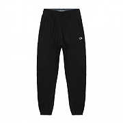 CLASSIC JERSEY CLOSED BOTTOM PANTS -BLACK