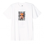 (163081726) HOUSE OF OBEY TEE-WHT