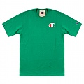 (GT19) BIG C HERITAGE TEE (Y06137)-KELLY GREEN
