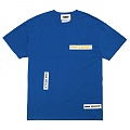 Body Part Logo 1/2 T-Shirts (blue)