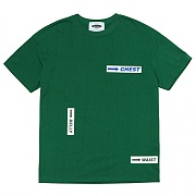 Body Part Logo 1/2 T-Shirts (green)