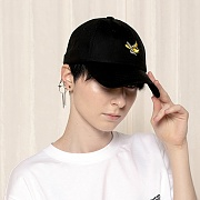 BANANA BALLCAP BLACK