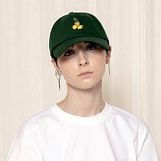 PINEAPPLE BALLCAP GREEN