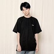 LOGO T-SHIRTS BLACK