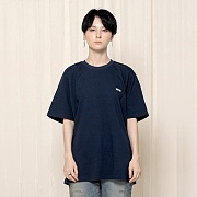 LOGO T-SHIRTS NAVY