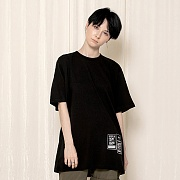 TICKET T-SHIRTS BLACK