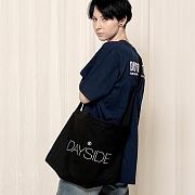 LIGHT LINE ECO BAG BLACK