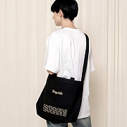 CITY TRIP ECO BAG BLACK