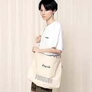 CITY TRIP ECO BAG IVORY