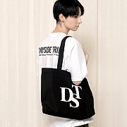 INITIAL ECO BAG BLACK