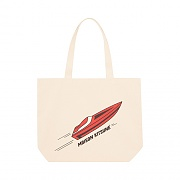 SPEEDBOAT TOTE BAG