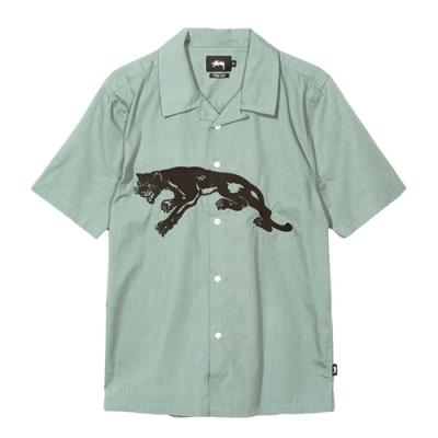 PANTHER SHIRT-GREY