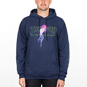 ATLANTIC DRIFT HOOD-NAVY